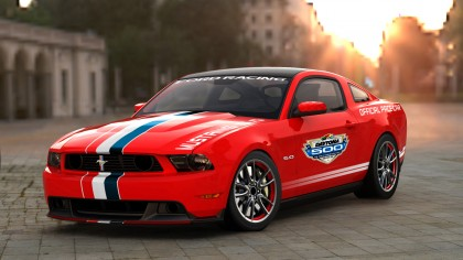 2011 Ford Mustang GT, The Official Pace Car of the Daytona 500