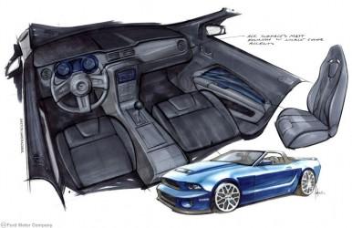 SEMA_MustangStitchcraft