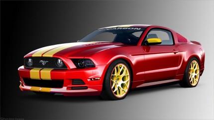 SEMA_Mustang_3dCarbon