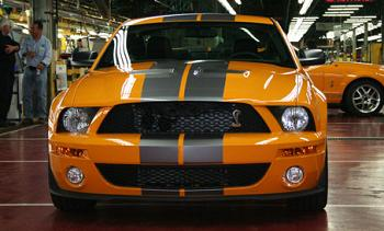 First2007ShelbyGT500