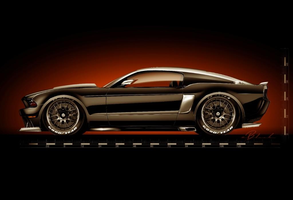 Mustang-Hollywood