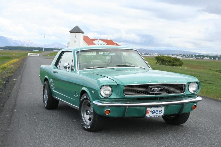 1966 High Country Mustang