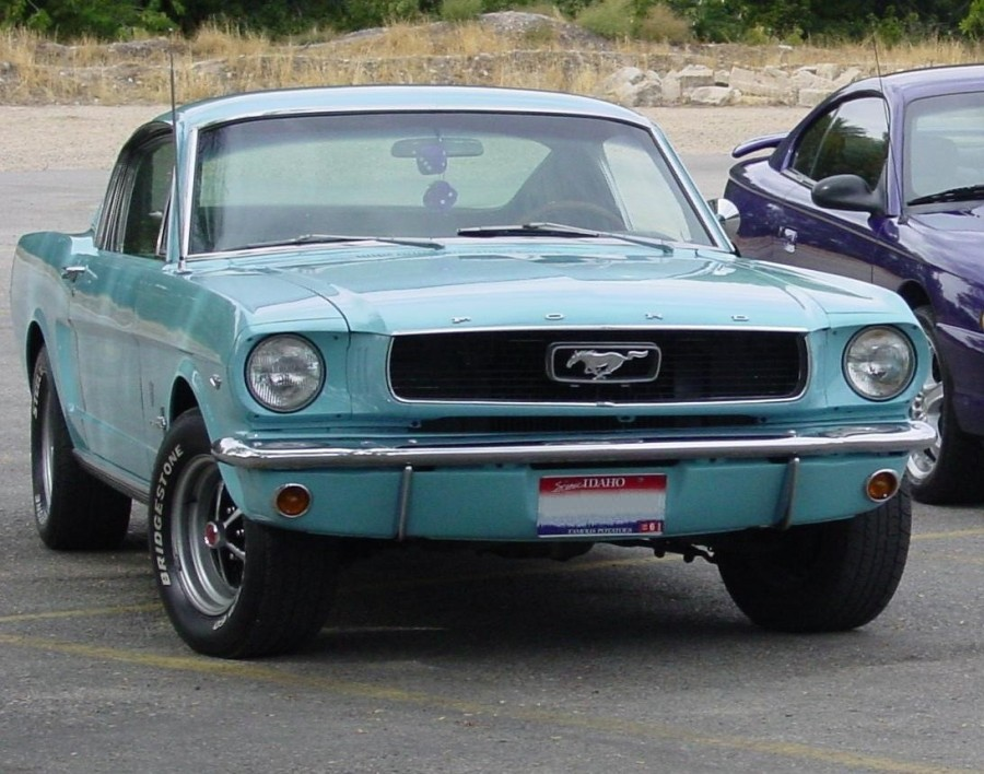 1966 mustang high country