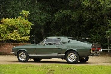 Moss Green 1967 GT350
