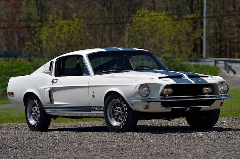 1968 Shelby 350