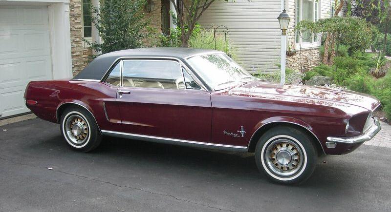 Mustang Sprint