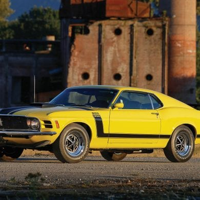 1970 Ford Mustang Guide