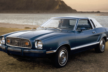 1974 Ford Mustang Guide