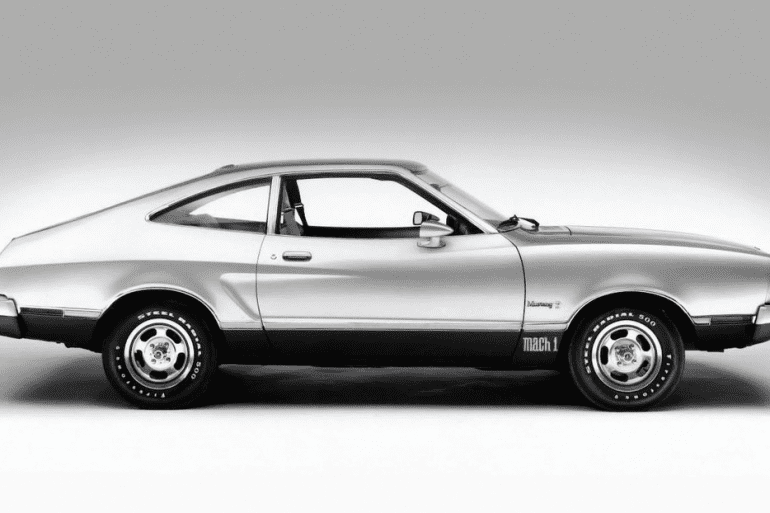 1974 Ford Mustang Mach 1