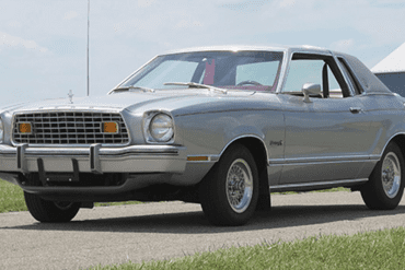 1976 Ford Mustang Ghia
