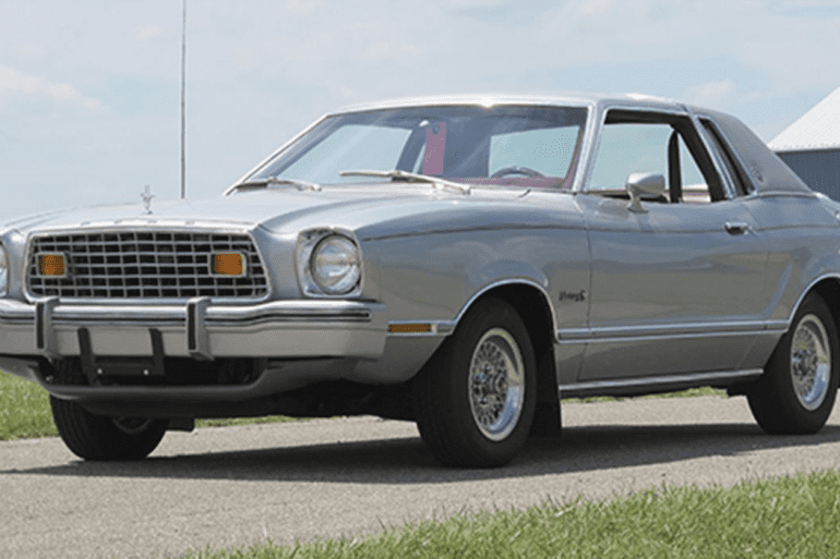 1976 Ford Mustang Ghia