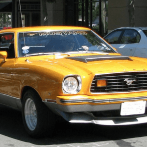 1978 Ford Mustang Mach 1