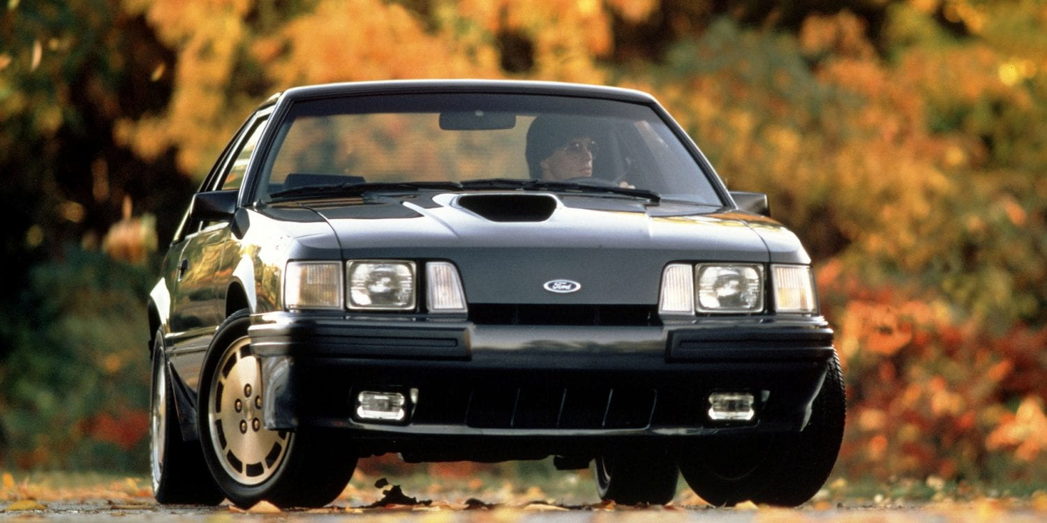 1984 mustang research