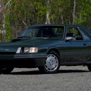 1985 SVO Turbo Mustang