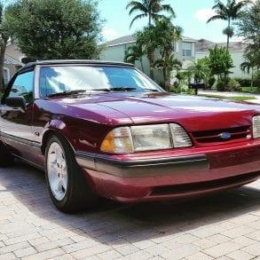 1989 Mustang LX 5.0L Sport