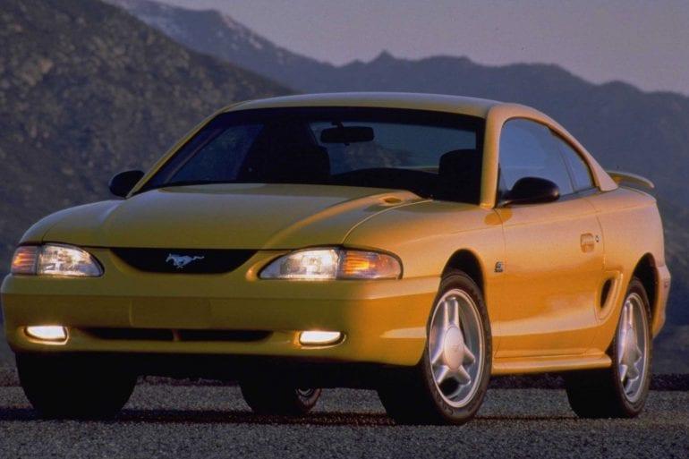 1994 Mustang Guide
