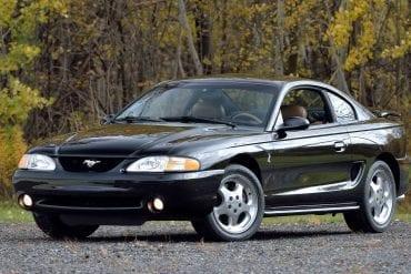1994 SVT Mustang Cobra