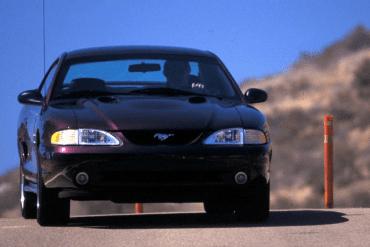 1995 Mustang