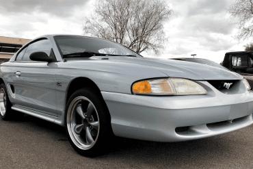 1995 Mustang GTS