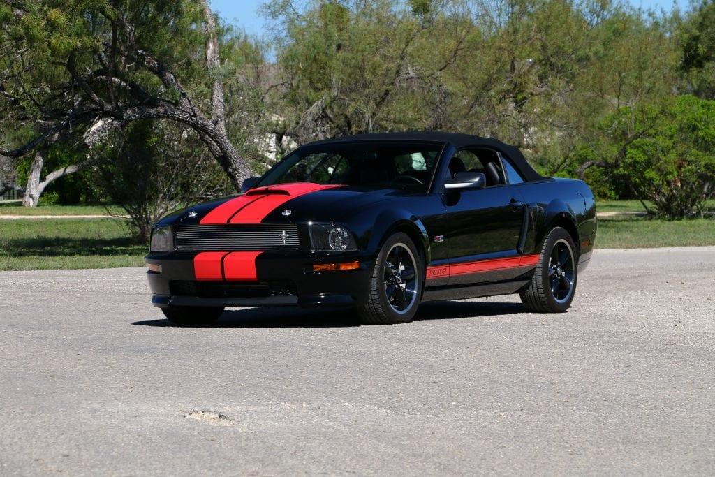 2008 Ford Mustang Shelby GT Barrett Jackson