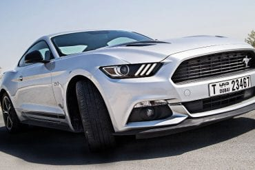 2017 Ford Mustang GT/CS California Special