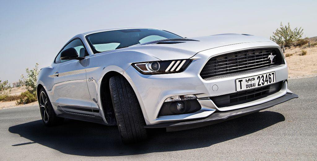 2017 Ford Mustang GT/CS California Special