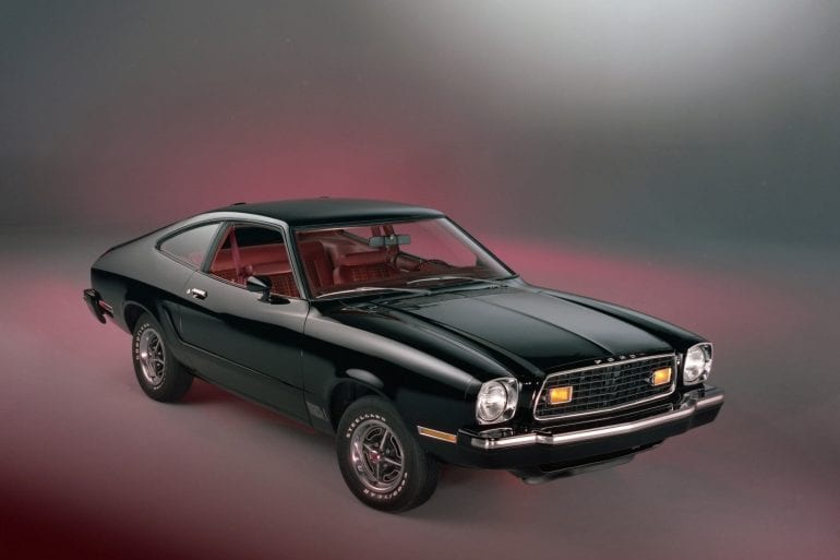 1976 Mustang The Shadow