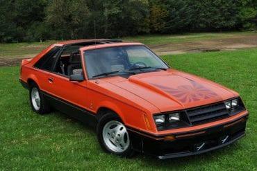 '81 Mustang Cobra