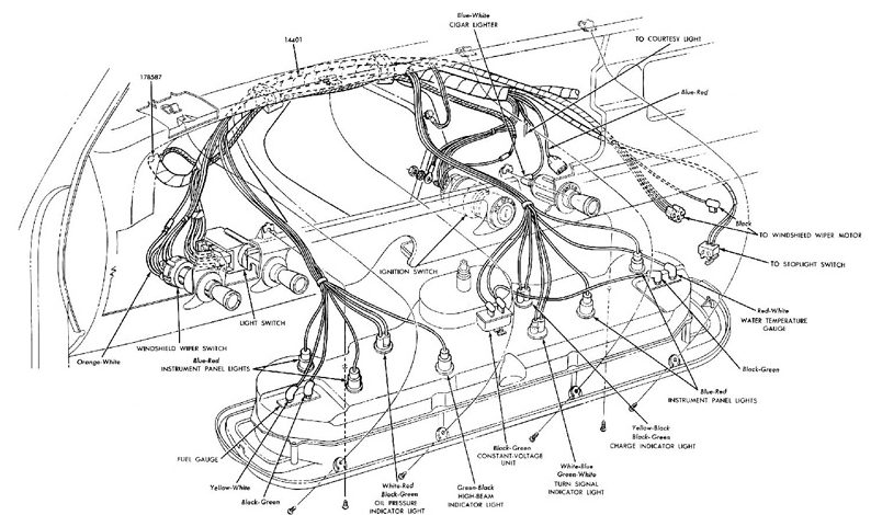 1966 mustang - electrical drawings  mustang specs
