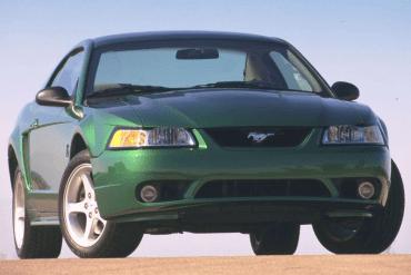 Ford Mustang SVT Cobra (1999)