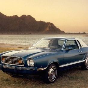 Mustang Ghia