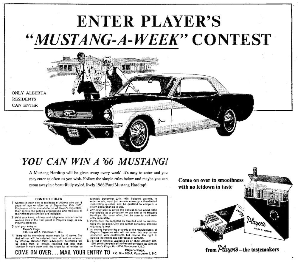 Mustang Player's Special Edition