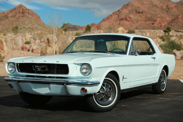Mustang Sprint 200 Limited Edition