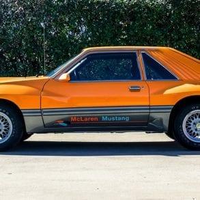 SVP M81 McLaren Mustang