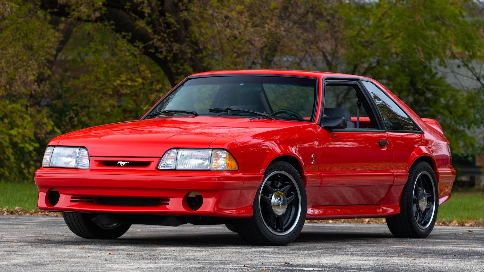 SVT Cobra R