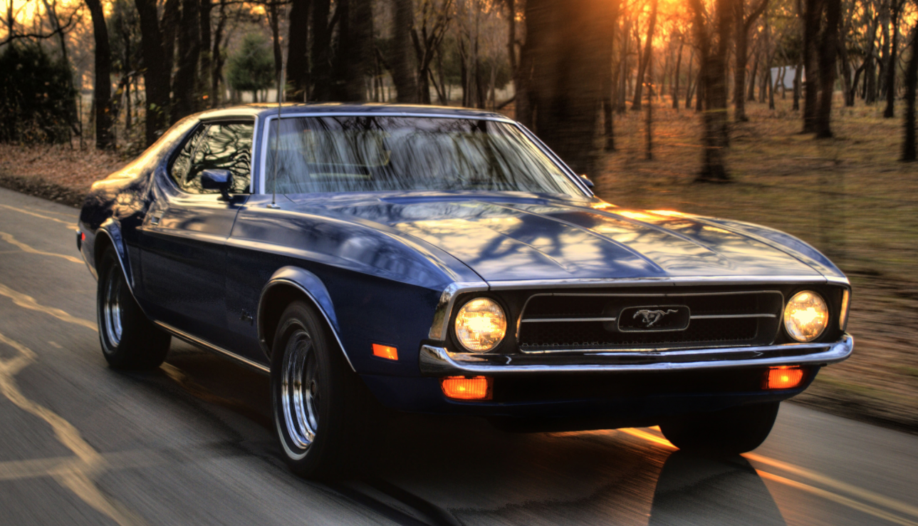 1971 Ford Mustang: Ultimate In-Depth Guide