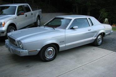 Special Silver Ghia