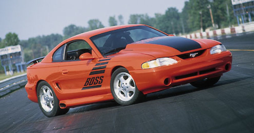 1994 Ford Mustang Boss 10.0L Concept