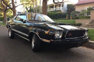 1976 Mustang Mach 1