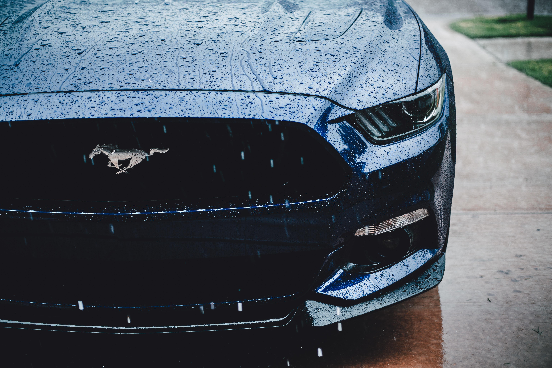 Mustang VIN Numbers