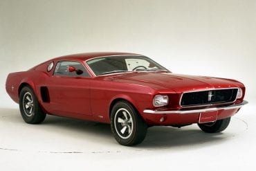 1966 Ford Mustang Mach 1