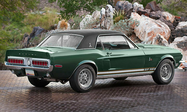 1968 Ford Shelby GT500 EXP Prototype