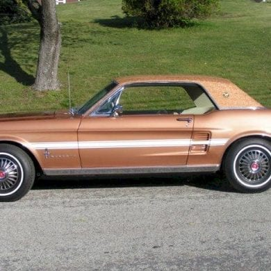 1967 Ford Mustang Branded Special