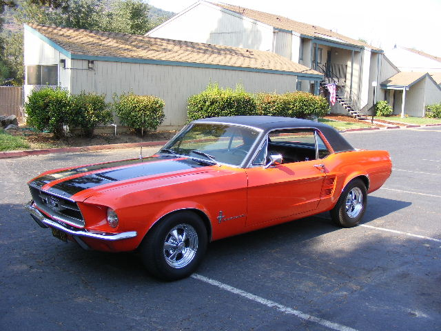 1967 Ford Mustang Ski Country Special