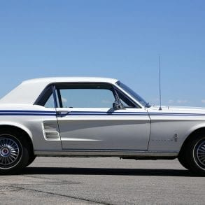 1967 Mustang Indy Pacesetter Special