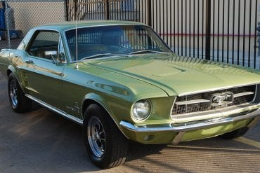 1967 Mustang Sports Sprint