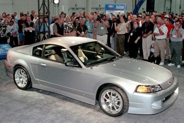 1999 Ford Mustang FR500 Concept