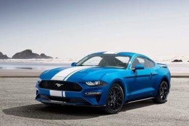 2018 Mustang Wheels