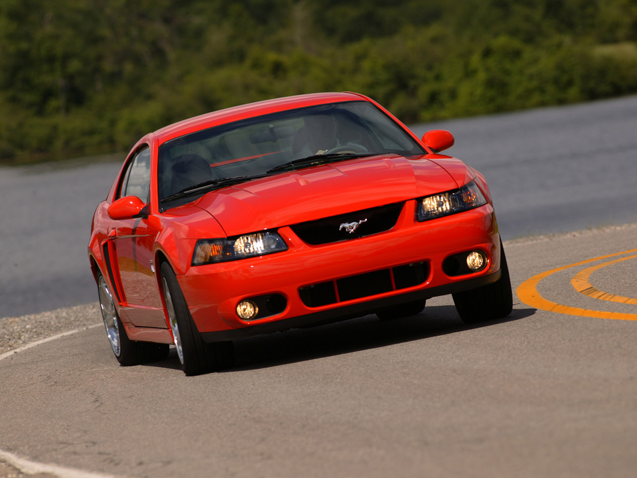 2004 Ford Mustang Pictures