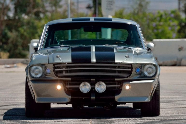 Gone in 60 Seconds mustang